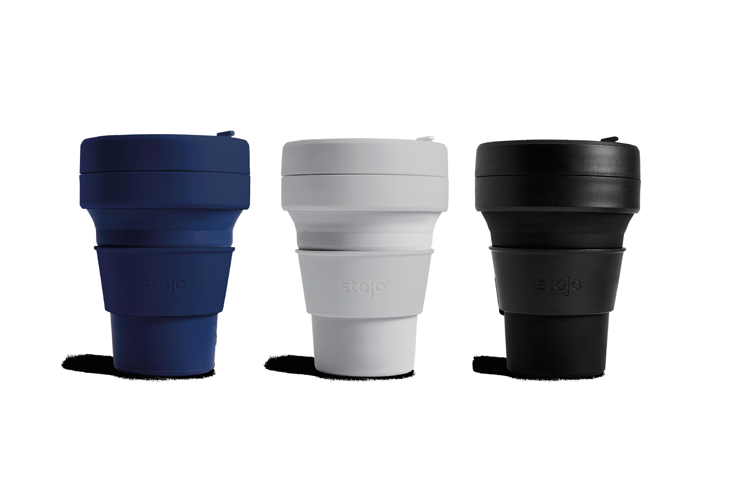 branded Stojo cup