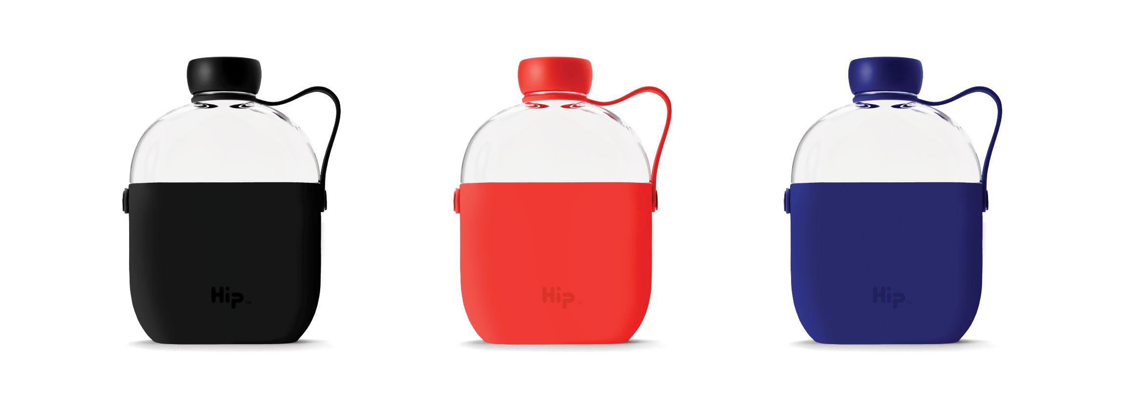hip water bottle colours